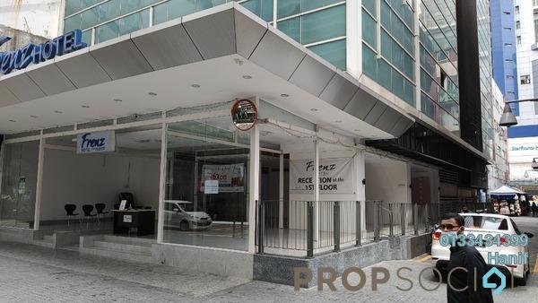 Shop For Rent in Jalan Tuanku Abdul Rahman, Chow Kit Freehold Unfurnished 0R/0B 50k