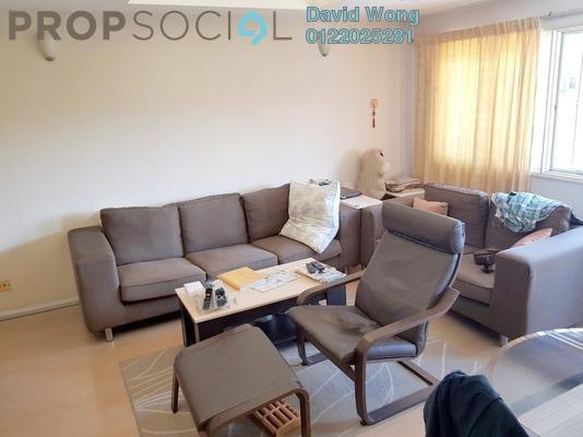 Duplex For Sale in Pandan Indah, Pandan Indah Freehold Semi Furnished 3R/2B 320k
