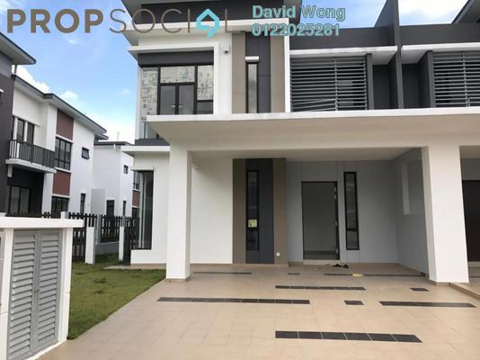 Semi-Detached For Sale in Setia EcoHill, Semenyih Freehold Unfurnished 4R/4B 900k