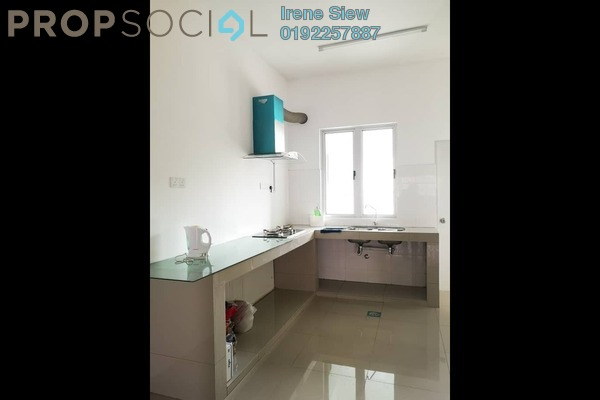 Terrace For Rent in Shang Garden, Seremban Freehold Semi Furnished 4R/4B 1.3k