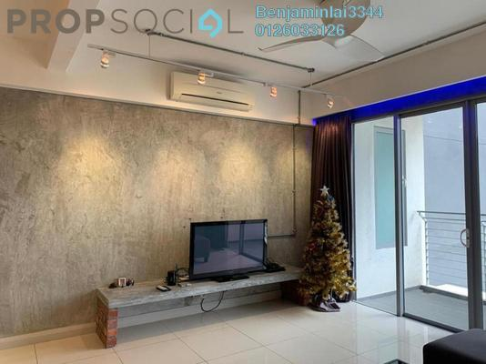 Condominium For Sale in The Westside One, Desa ParkCity Freehold Fully Furnished 2R/3B 1.25m