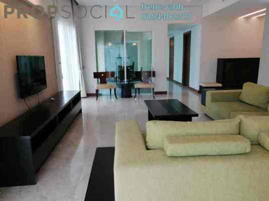 Condominium For Rent in 11 Gurney Drive, Gurney Drive Freehold Fully Furnished 4R/5B 8.5k