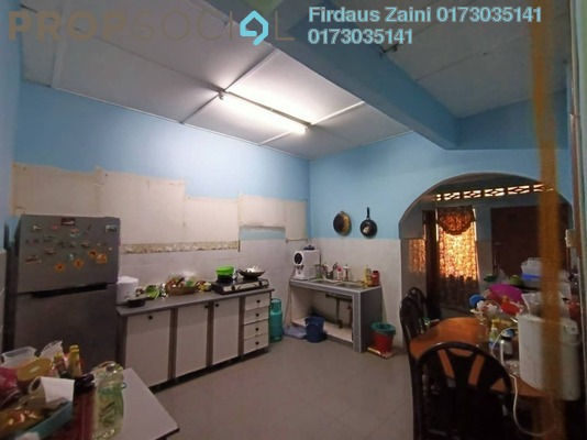 Terrace For Sale in Taman Batu Tiga, Subang Jaya Freehold Unfurnished 3R/2B 415k