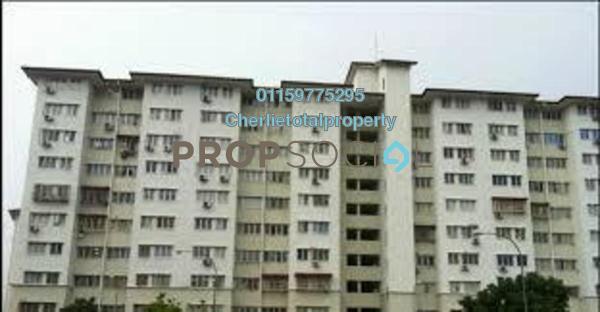Apartment For Rent in Angsana Apartment, Bandar Mahkota Cheras Freehold Semi Furnished 3R/2B 850translationmissing:en.pricing.unit