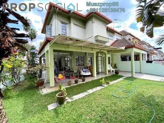 Terrace For Sale in USJ 12, UEP Subang Jaya Freehold Semi Furnished 4R/3B 950k