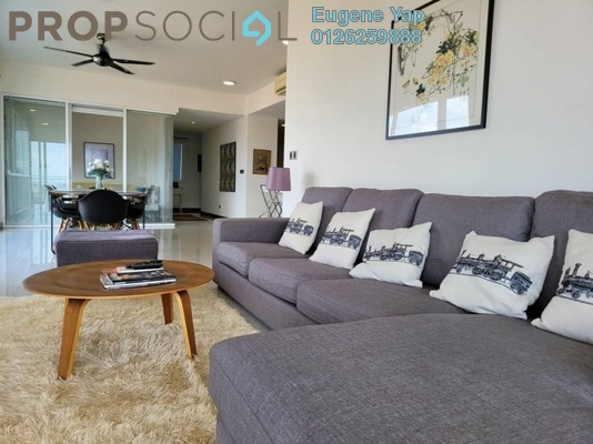 Condominium For Rent in The Northshore Gardens, Desa ParkCity Freehold Fully Furnished 3R/4B 5.5k