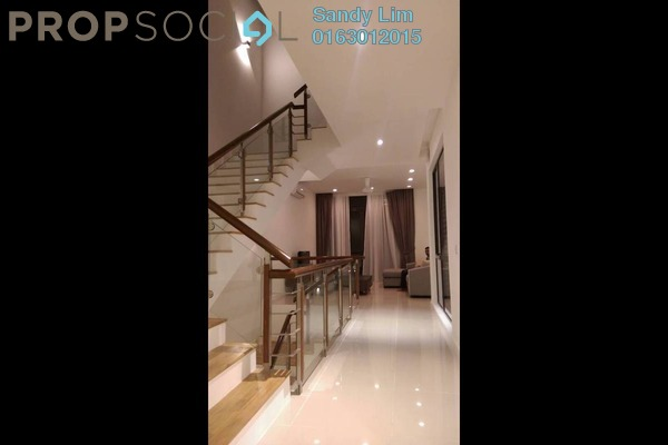 Terrace For Rent in Symphony Hills, Cyberjaya Freehold Fully Furnished 4R/4B 3.5k