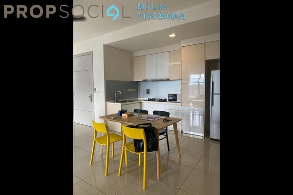 Condominium For Rent in The Westside One, Desa ParkCity Freehold Fully Furnished 1R/1B 2.5k