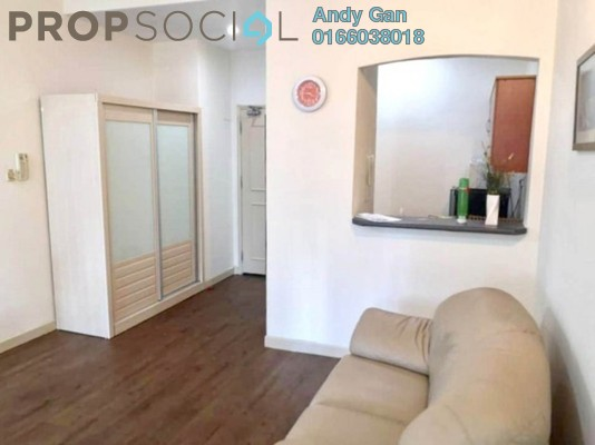 Apartment For Rent in Dorchester, Sri Hartamas Freehold Fully Furnished 0R/1B 1.2k