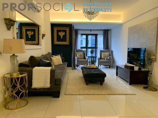 Condominium For Sale in Royalle Condominium, Segambut Freehold Semi Furnished 2R/3B 650k