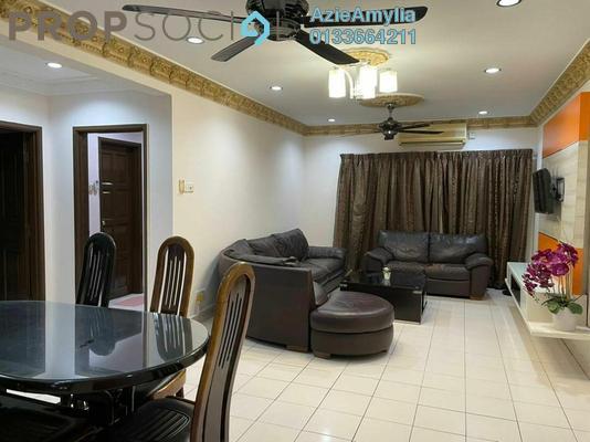 Condominium For Sale in Sri Putramas I, Dutamas Freehold Fully Furnished 3R/2B 450k