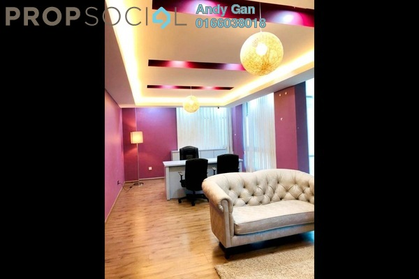 Office For Rent in Dolomite Park Avenue, Batu Caves Freehold Fully Furnished 0R/0B 2.5k