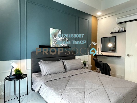 Condominium For Sale in Central Residence, Sungai Besi Freehold Fully Furnished 2R/2B 480k
