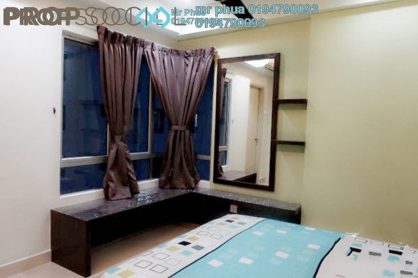 Condominium For Sale in Sea View Tower, Butterworth Freehold Unfurnished 1R/1B 300k
