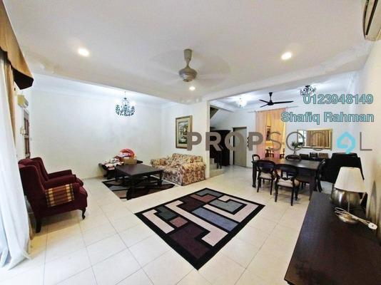 Terrace For Sale in Bayu Damansara, Kota Damansara Freehold Semi Furnished 4R/4B 849k