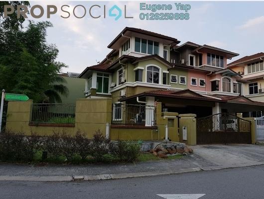 Terrace For Sale in Ascott Hill, Bukit Rahman Putra Freehold Semi Furnished 4R/4B 1.55m