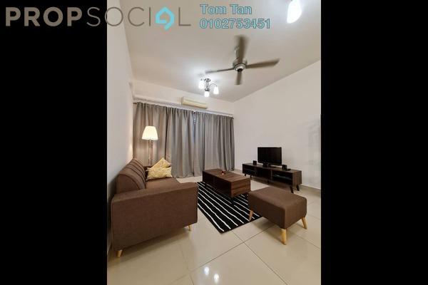 Condominium For Rent in Casa Desa, Taman Desa Freehold Fully Furnished 2R/3B 2k