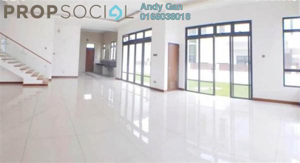 Bungalow For Sale in Casa Sutra, Setia Alam Freehold Unfurnished 6R/6B 2.4m