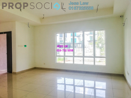 Semi-Detached For Rent in Taman Serendah Utama, Serendah Freehold Semi Furnished 6R/5B 1.5k