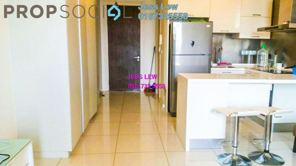 Condominium For Rent in M Suites, Ampang Hilir Freehold fully_furnished 1R/1B 1.85k