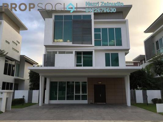 Bungalow For Sale in Garden Boulevard @ Garden Residence, Cyberjaya Freehold Fully Furnished 6R/6B 2.88m