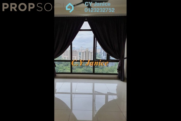 Serviced Residence For Rent in The Park Sky Residence @ Bukit Jalil City, Bukit Jalil Freehold Semi Furnished 3R/2B 2k