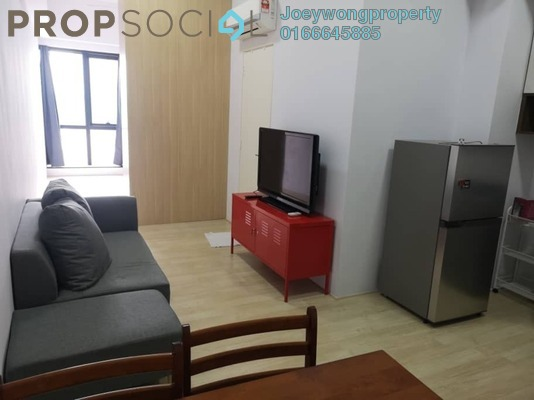 Condominium For Rent in Aurora Suites, Bukit Jalil Freehold Fully Furnished 1R/1B 1.4k