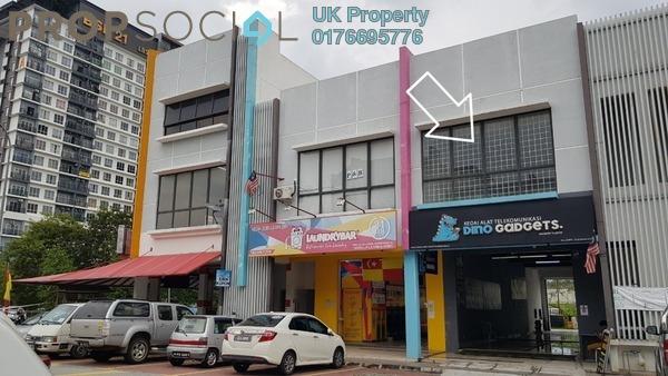 Shop For Rent in BSP Village @ One BSP, Bandar Saujana Putra Freehold Unfurnished 0R/2B 1.2k