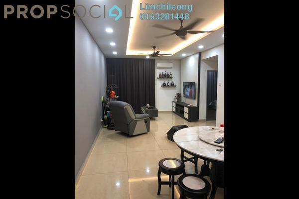 Condominium For Rent in Silk Sky, Balakong Freehold Fully Furnished 3R/2B 1.6k