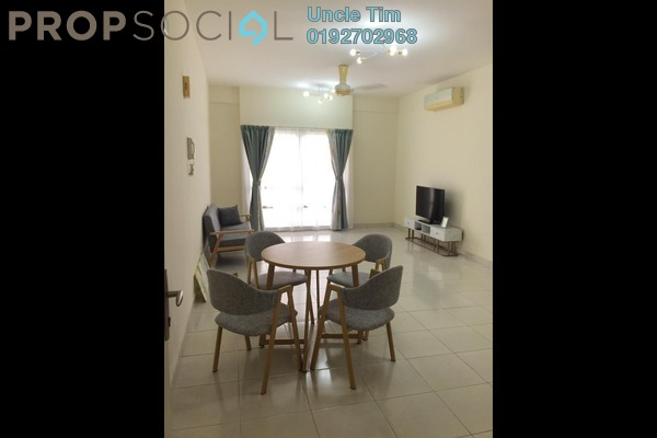 Serviced Residence For Rent in Pelangi Damansara Sentral, Mutiara Damansara Freehold Fully Furnished 1R/1B 1.5k