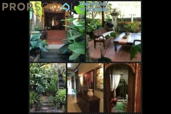 Bungalow For Sale in Tropicana Indah, Tropicana Freehold Semi Furnished 5R/6B 5.4m