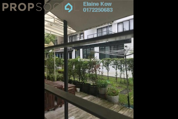 Terrace For Sale in Lake Edge, Puchong Freehold Semi Furnished 4R/4B 980k
