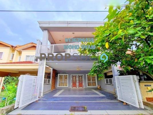 Terrace For Sale in Taman Puncak Saujana, Kajang Freehold Semi Furnished 4R/3B 590k
