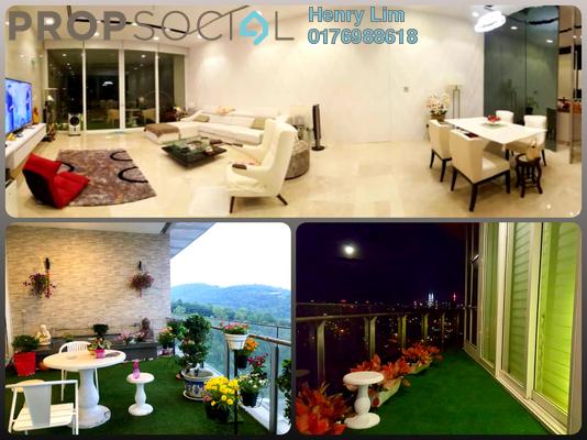 Condominium For Sale in Sunway Palazzio, Sri Hartamas Freehold Semi Furnished 3R/4B 2.85m
