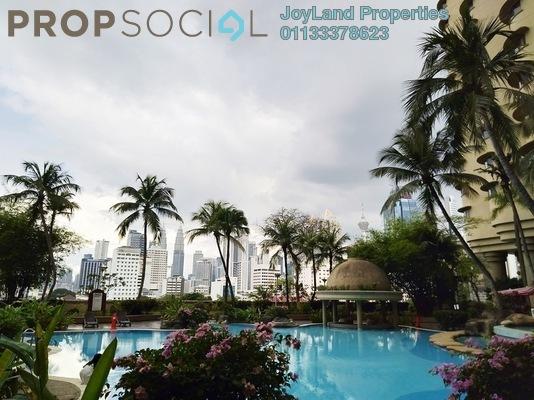 Condominium For Sale in Villa Puteri, Putra Freehold Semi Furnished 3R/2B 520k