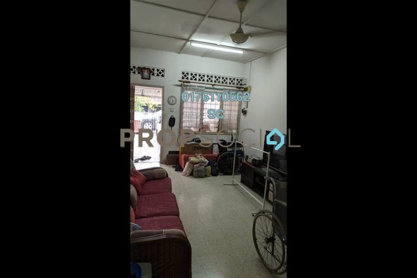 Terrace For Sale in Section 14, Petaling Jaya Freehold Unfurnished 3R/1B 499k