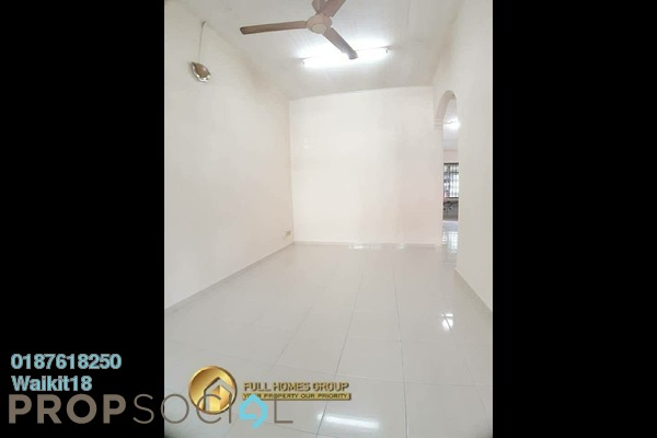 Terrace For Rent in Taman Nusa Bestari 2, Iskandar Puteri (Nusajaya) Freehold Semi Furnished 3R/2B 1.1k