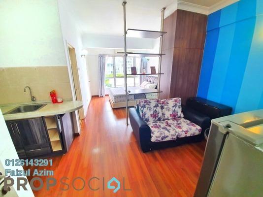Condominium For Sale in Casa Mutiara, Pudu Freehold Fully Furnished 1R/1B 320k