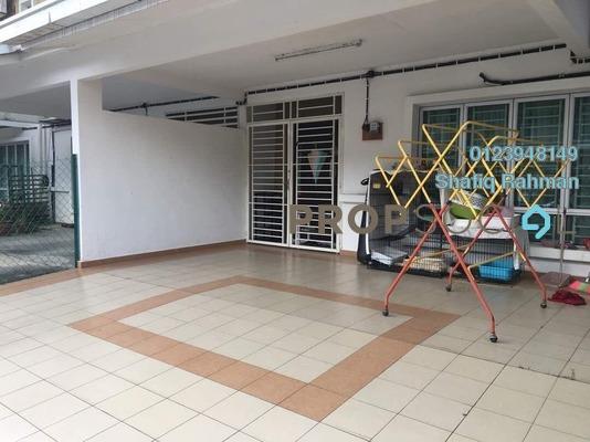Terrace For Sale in Taman Suria Tropika, Bandar Putra Permai Freehold Semi Furnished 4R/3B 565k