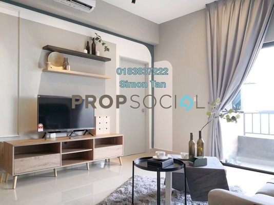 Condominium For Rent in Palm Hill Residence, Batu 9 Cheras Freehold fully_furnished 3R/2B 1.7k