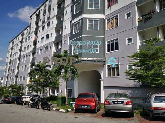 Apartment For Rent in Desa Palma, Putra Nilai Freehold Fully Furnished 3R/2B 950translationmissing:en.pricing.unit