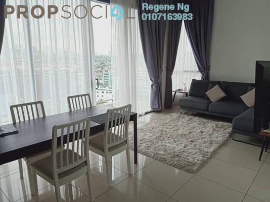 Serviced Residence For Rent in Nadi Bangsar, Bangsar Freehold Fully Furnished 2R/2B 6.8k