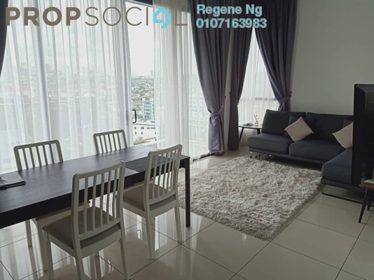 Serviced Residence For Sale in Nadi Bangsar, Bangsar Freehold Fully Furnished 2R/2B 1.3m