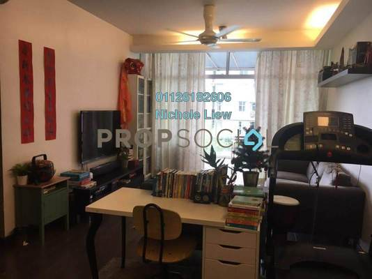 Condominium For Sale in Midfields, Sungai Besi Freehold Fully Furnished 3R/2B 555k