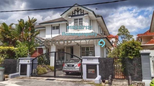 Bungalow For Sale in Rasah Kemayan, Seremban 2 Freehold Semi Furnished 6R/5B 810k