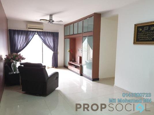 Condominium For Sale in Bayu Tasik 2, Bandar Sri Permaisuri Freehold Fully Furnished 3R/2B 365k