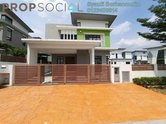 Bungalow For Sale in Casa Sutra, Setia Alam Freehold Unfurnished 5R/6B 2.5m