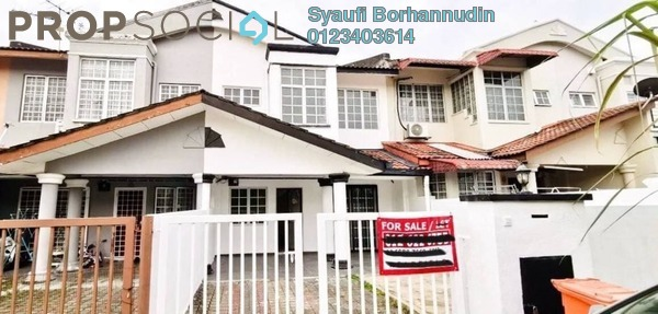Terrace For Sale in Section 6, Kota Damansara Freehold Unfurnished 3R/3B 638k