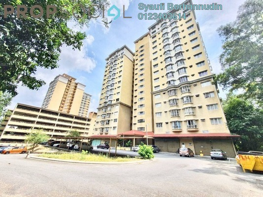 Condominium For Sale in Puncak Banyan, Cheras Freehold Unfurnished 3R/2B 320k