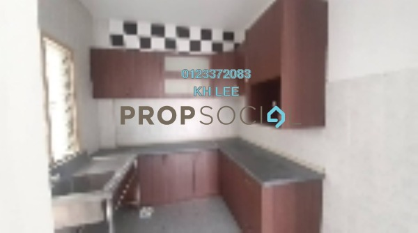 Apartment For Sale in Arena Green, Bukit Jalil Freehold Semi Furnished 4R/3B 520k